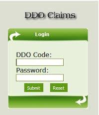 DDOreq DDO Request Cyber Treasury for Employees Salary Bill Preparation