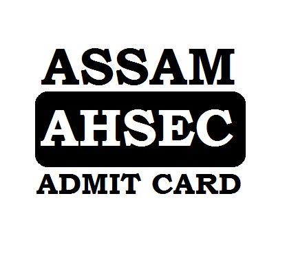 Assam 12th Admit Card 2020