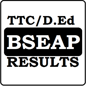 bseap org AP D Ed Results 2020 AP D El ED 1st, 2nd Year Results & Marks