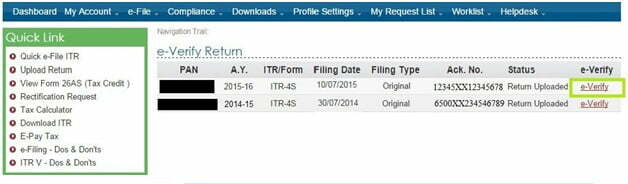 TRT Return e-Verify